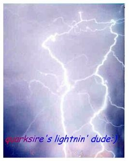 The Lightning Dude