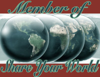 Join Share the werld here and see what otherz round da' werld are up to in da' werdpress community! :) don't be shy click on this werld here now:)