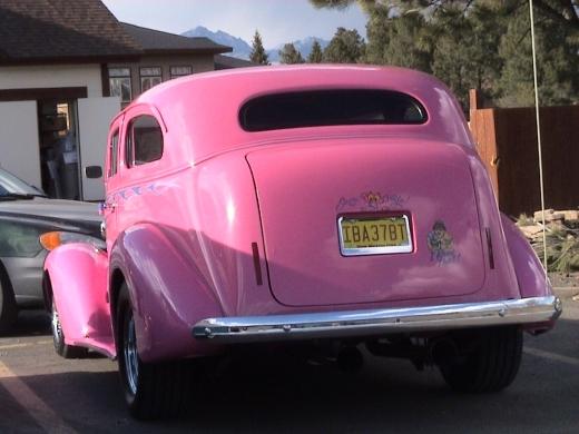 "Fresh ""Pink"""