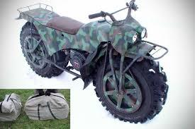 rissian 2 wheel drive portable motorcycle
