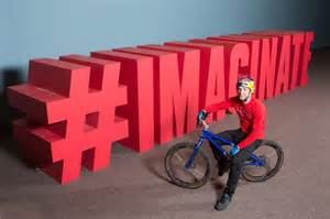 Imagine that! says danny MacAskill